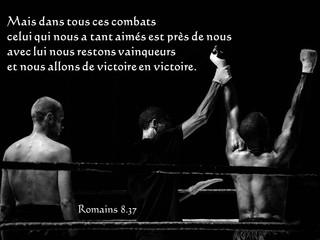 Dieu nous appelle à une vie de Victoire !