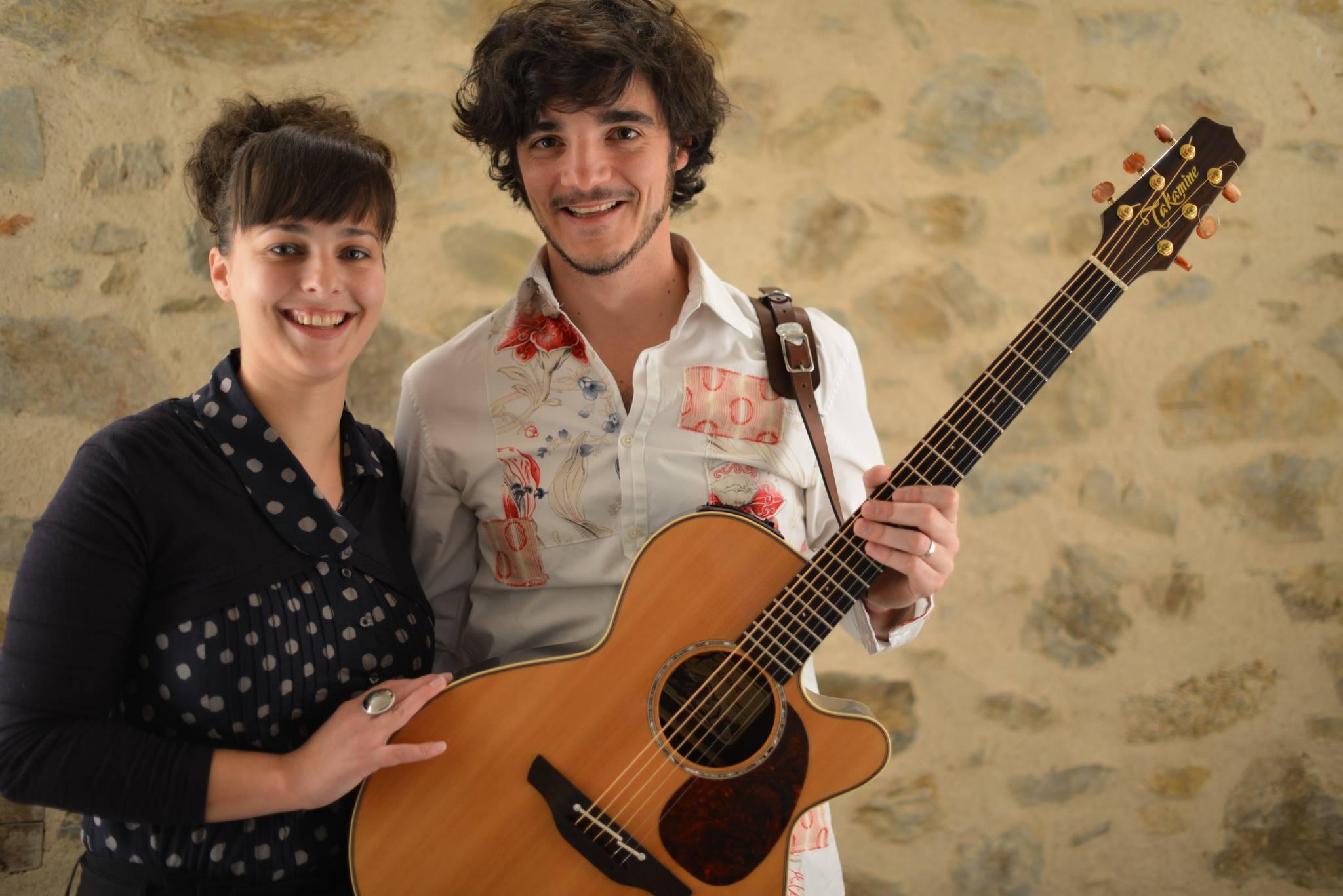 Amandine et Benoit Dieu