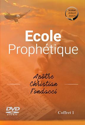Ecole Prophétique :  coffret 1