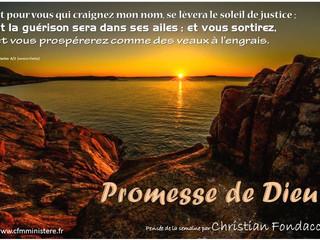 Promesse de Dieu