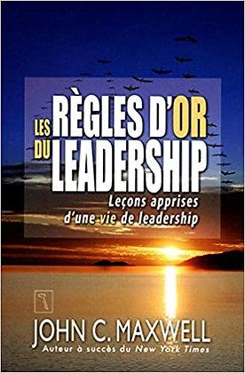 Les règles d'or du leadership