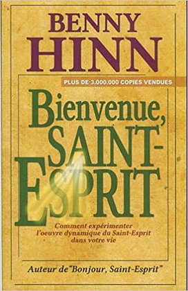 Bienvenue, Saint-Esprit