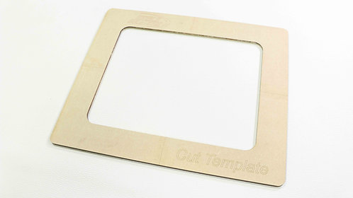 """1/4"""" Router Lift Template"""