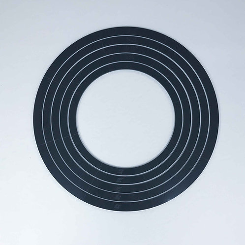 Large Circle Template Set