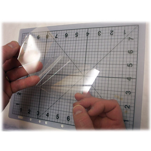 "Dry Laminating Film, 9""x12"" Sheet"