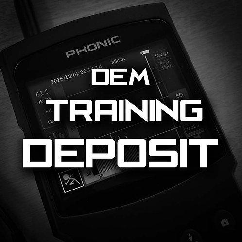 Deposit - MasterTech OEM Training