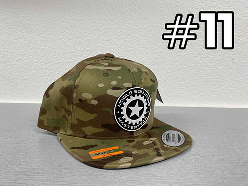 MS MasterTech Hat - Styles 11-17