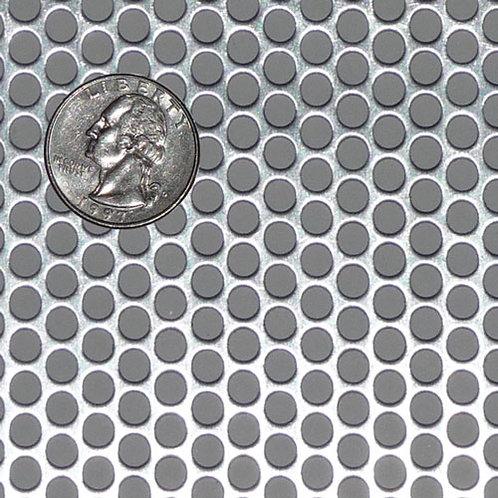 """Aluminum Mesh 3/16"""" Hole Size"""