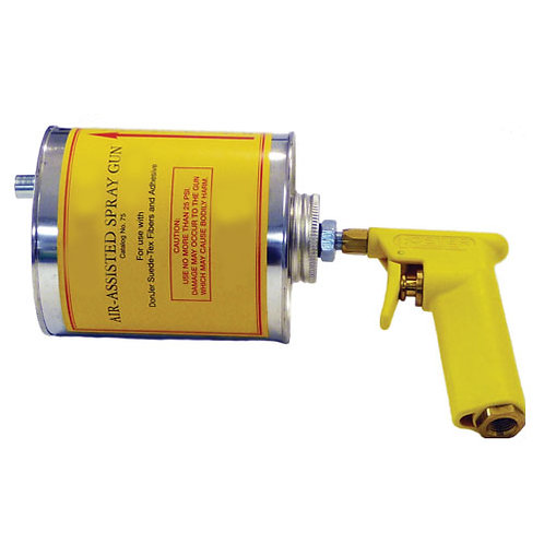Spray Flocking Gun + One Canister