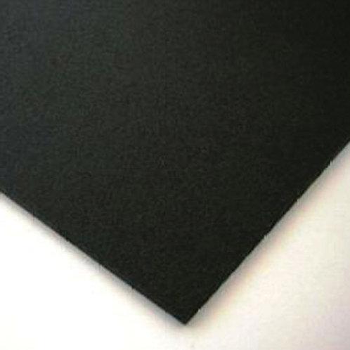 Black ABS Sheet (Select Size)