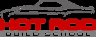 MS - Hot Rod School Logo  - Camaro versi