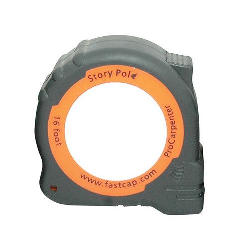 Pro Carpenter 16' Tape  (Orange)