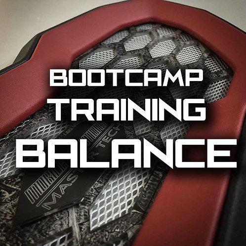 Balance- MasterTech BootCamp Training