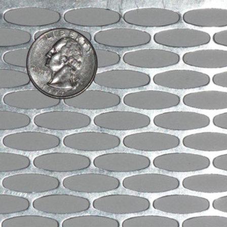 Aluminum Mesh Oval