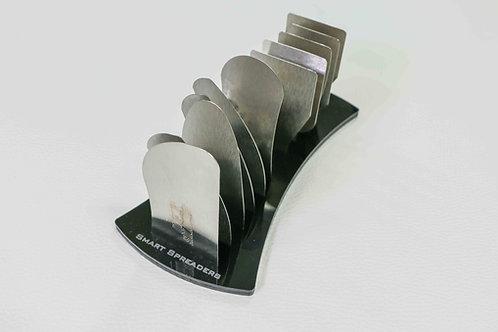 Stainless Steel Smart Spreaders - Combo Set