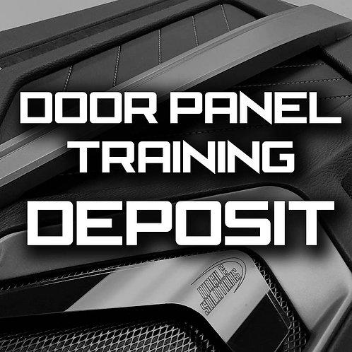 Deposit - MasterTech Door Panel Training