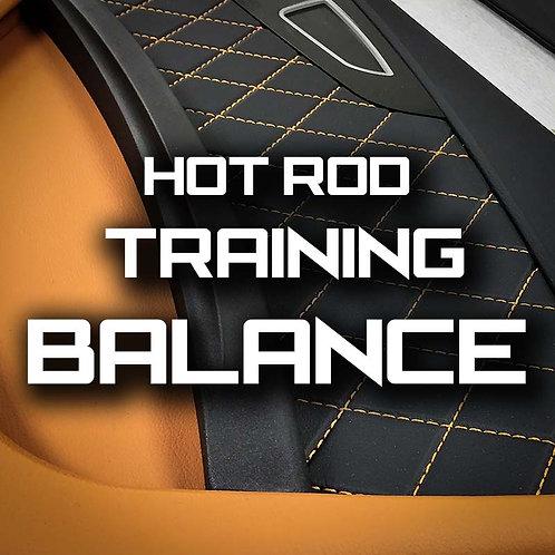 Balance - MasterTech Hot Rod Training