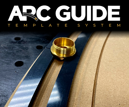 Arc Guides Template System
