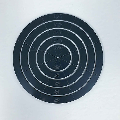 Small Circle Template Set