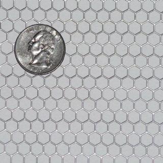 Aluminum Mesh Hexagon