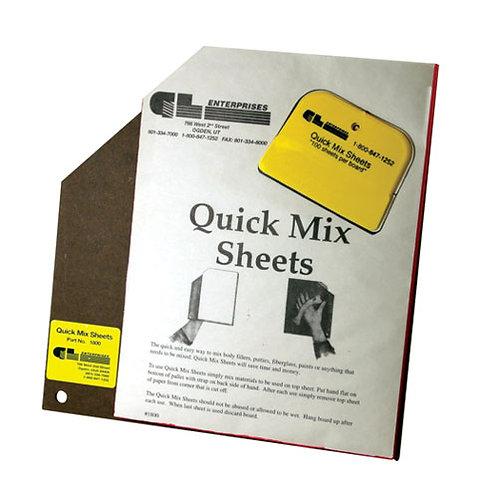 Quick Mix Sheets (per pallet)