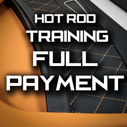 Full Payment - MasterTech Hot Rod Training