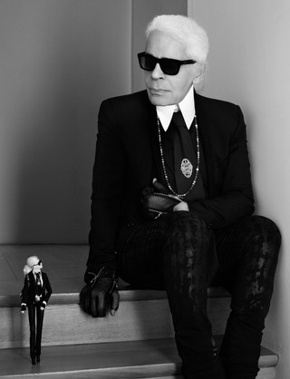 Barbie Lagerfeld Launches Worldwide on September 29, 2014