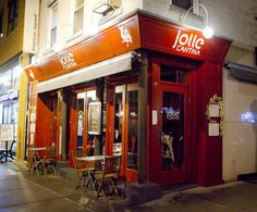 NYC Restaurant Review: Jolie Cantina