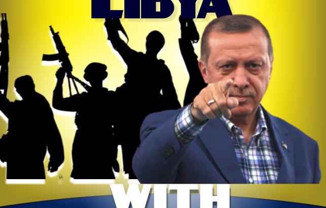 Erdogan relance la guerre en Libye