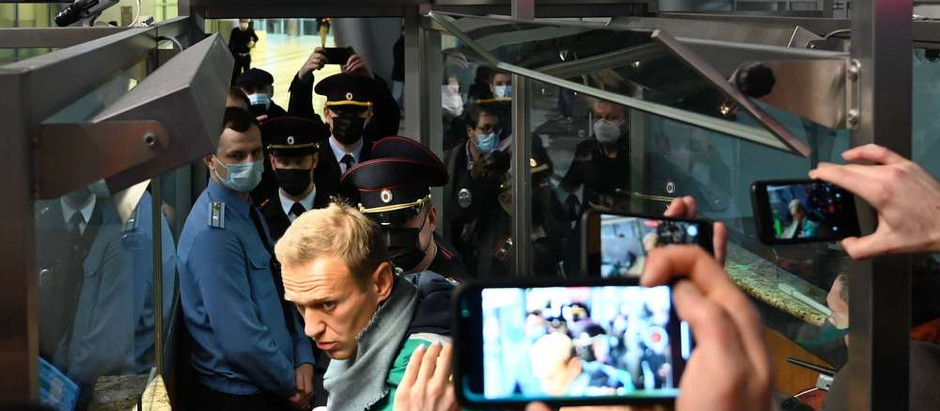 European Center for Peace and Conflict Resolution calls for the immediate release of Aleksei Navalny