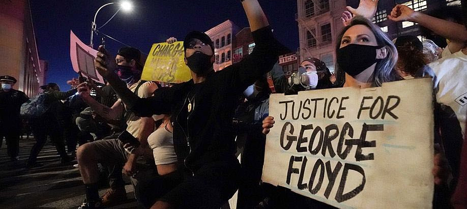 Demand justice for George Floyd