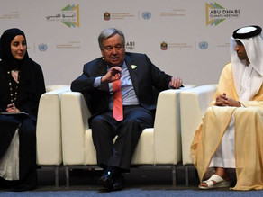 COP 28 :  Les Émirats arabes unis candidate pour accueillir l'édition 2023