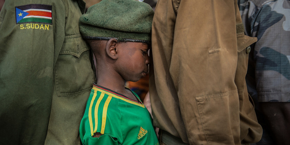 Protégeons les enfants de la guerre