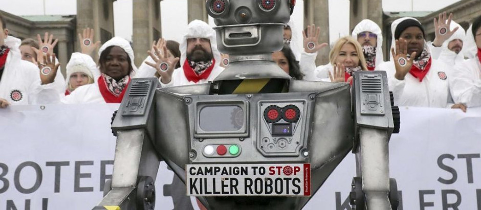 Le Centre européen appelle les gouvernements à interdire les robots tueurs