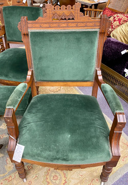 Eastlake Victorian Side Chair