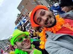 Pacientes de GM Ortodoncia en festival de dunkerque
