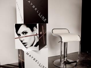 Maybelline | 燈箱