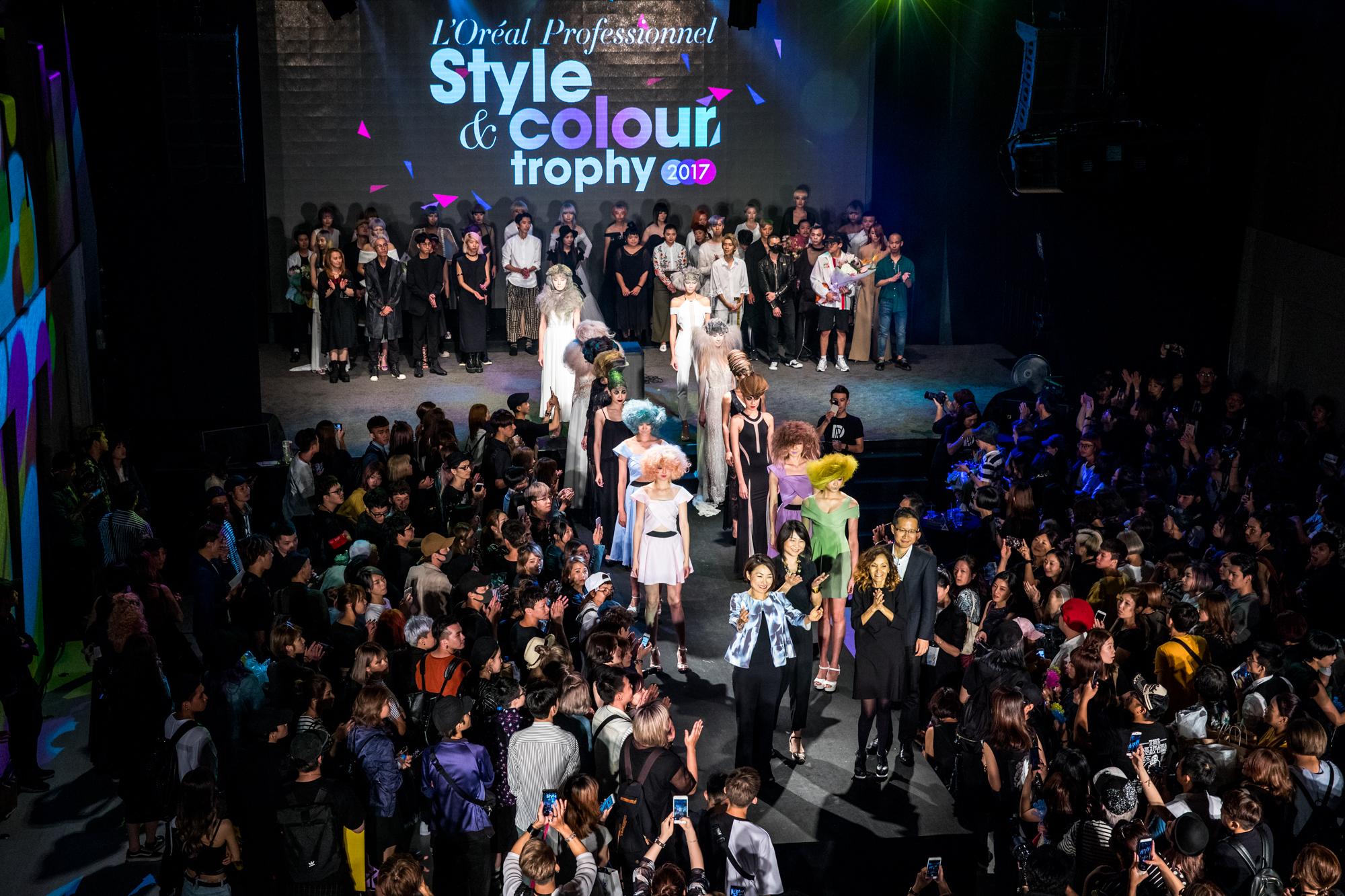 L'Oréal | 2017 Color Trophy