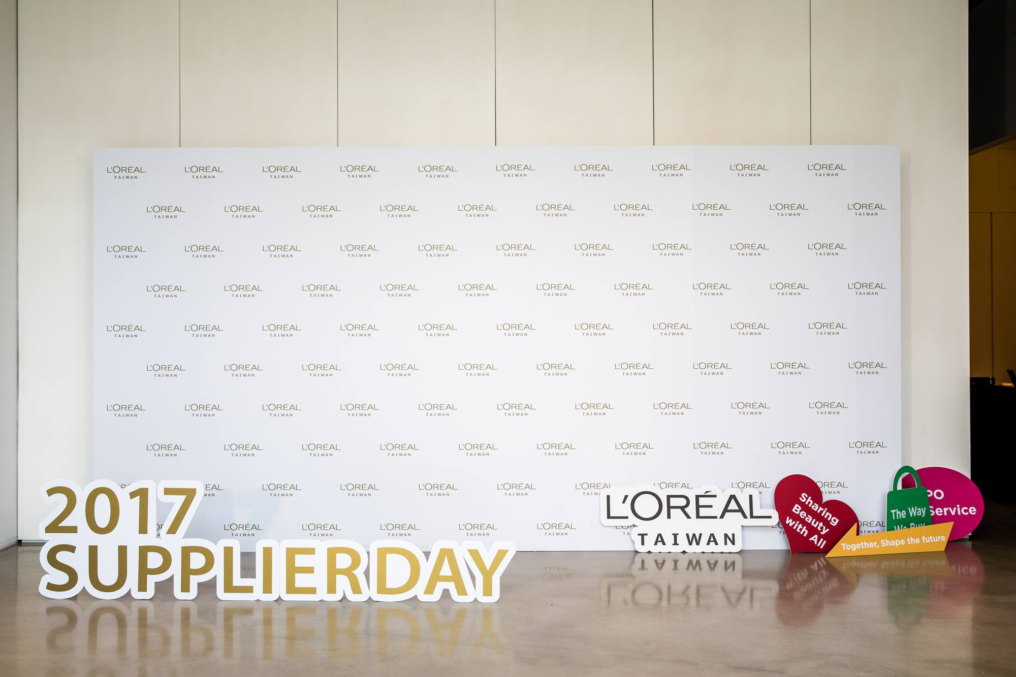 L'Oréal | 2017 Supplier Day