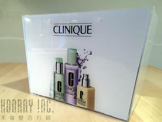 Clinique | 陳列道具設計