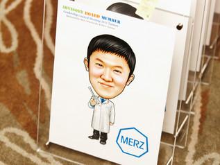 Merz | 桌牌設計