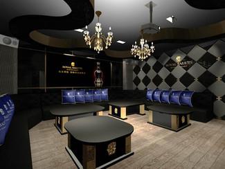 Royal Salute Interior Design