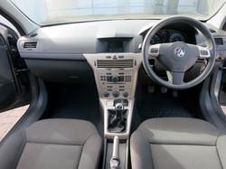 Holden Astra 2008