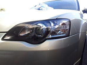 Headlight restoration Adelaide: AFTER 02