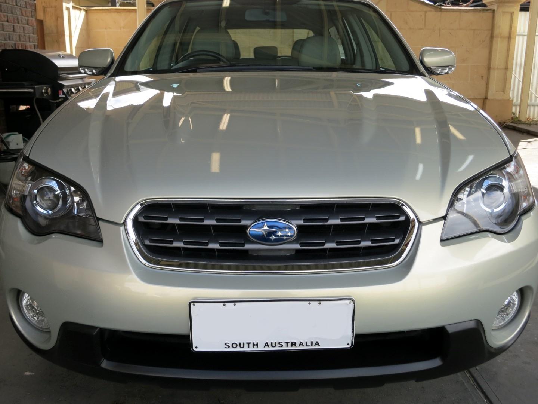 Subaru Outback 2005
