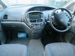 Toyota Tarago 2005