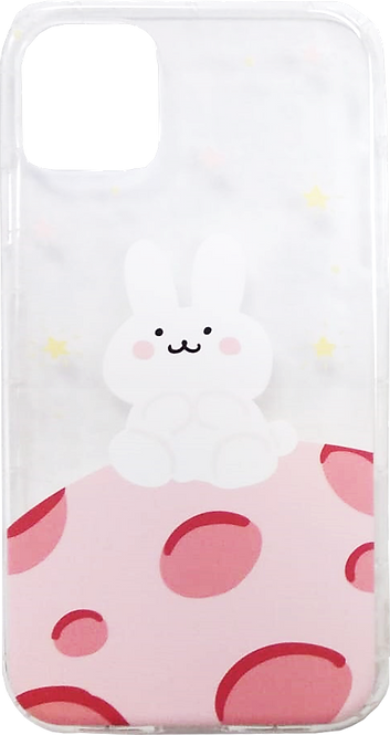 Clear Bunny Case