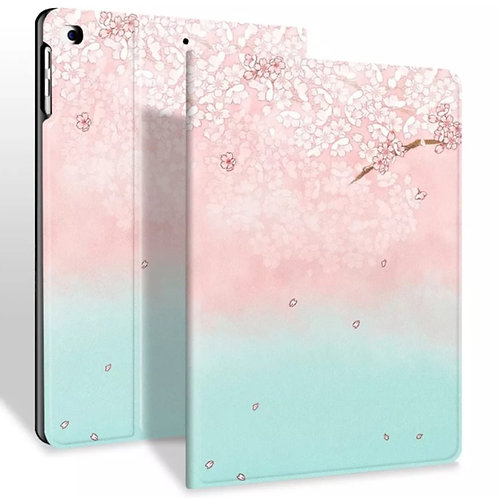 falling Flower Tablet Case