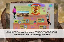 Student Spotlight winners