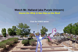 Dancing Unicorn Halland